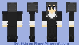 ; human hands are so warm . . . Minecraft Skin
