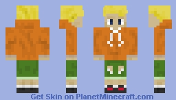 Master Dillpickle - HOUSE OF THE DEAD Minecraft Skin