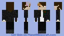 SkillfulLupus Groom - Steampunk Edition Minecraft Skin