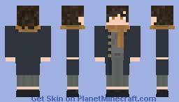 Okada Izou Fate skin Minecraft Skin