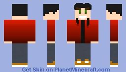 My (Current) Avatar in Roblox Minecraft Skin