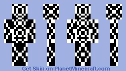 I Got Bored =_= Minecraft Skin