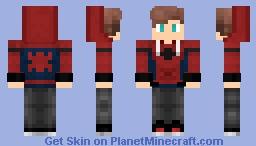 Citizen Spidey Minecraft Skin