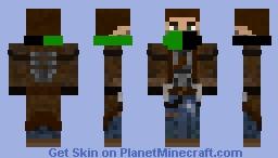 Anprim Post-Civ Scavenger Minecraft Skin