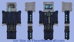 What did you say about my motherboard?? Minecraft Skin