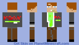 Farm Worker (CLAAS) Minecraft Skin