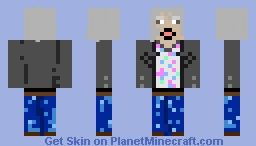 James May Minecraft Skin