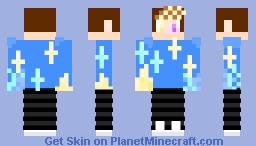 BBC Minecraft Skin