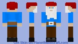 Garden Gnome (for contest) Minecraft Skin