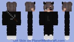 Fighter Minecraft Skin