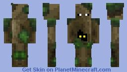 Forest Root Caretaker - ENT LIKE Minecraft Skin