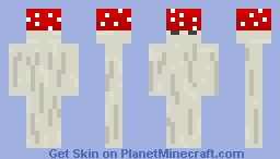 Shroom Minecraft Skin