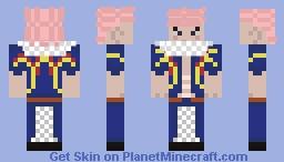 Natsu Dragneel (Grand Magic Games) Minecraft Skin