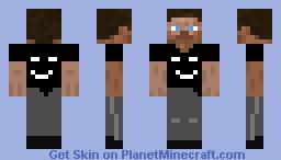 My Main YT Video Skin Minecraft Skin