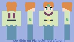 (Pokemon) RSE Emerald Skin Minecraft Skin