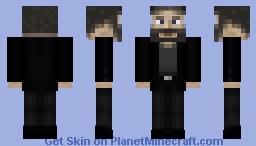 T-shirt & Blazer Minecraft Skin