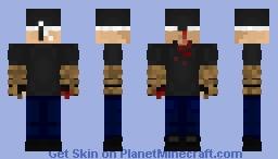 DareDevil Season 3 Minecraft Skin