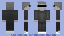 Skin Title: [NULL] Minecraft Skin