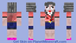 She Has to Be Somebody's Mother . . . Minecraft Skin