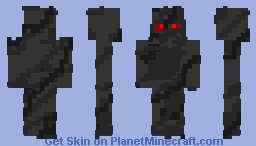 Shadow Wraith Minecraft Skin