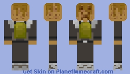 General CreeperKid_ the Waffle-Pig Minecraft Skin