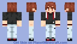 Chiaki Morisawa - Ensemble Stars!! Minecraft Skin