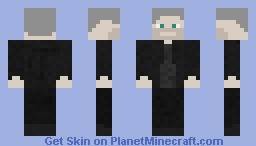 The Wulf - First Face Minecraft Skin