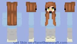Hibiscus Minecraft Skin