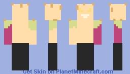 Poxwalker Minecraft Skin