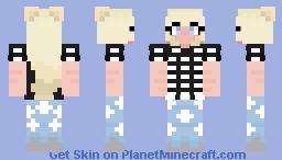 GoldenRod Minecraft Skin