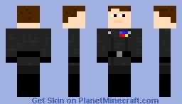 Grand Moff Star Wars (made by SOUP1121) Minecraft Skin