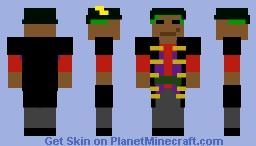 Bob- Pirate (Another one) Minecraft Skin