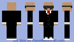 Secret MrBeast Fan Minecraft Skin