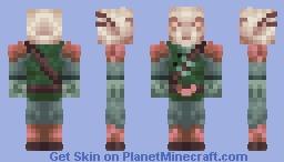 Spellbound Garden Contest - Entry Minecraft Skin