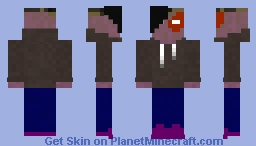 Reapen (The Herobrine Files) Minecraft Skin