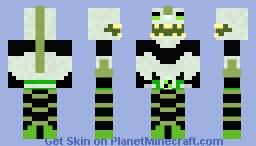 Ripjaws (Tail) Omniverse Minecraft Skin