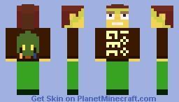 100 get Minecraft Skin