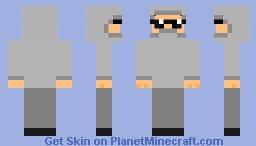 TizioGrigio0 Minecraft Skin