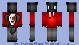 Hoodie Dog MK. 2 Minecraft Skin