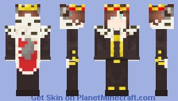 Bobo DM Minecraft Skin