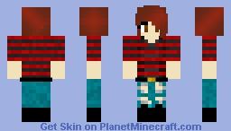 Madi is dumb hehe Minecraft Skin