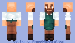 Cafe Stifflered ☕ Minecraft Skin