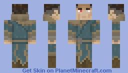 Grizzled Mage Minecraft Skin