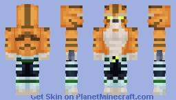 Rath | 5 Years Later | Ben 10 Minecraft Skin