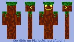Tree Leprechaun Minecraft Skin
