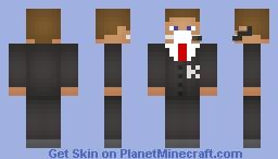 My skin for 2020 Minecraft Skin