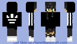 Adidas Me Minecraft Skin