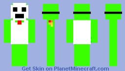 masked monster Minecraft Skin