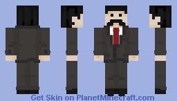 MumboJumbo re-skin Minecraft Skin