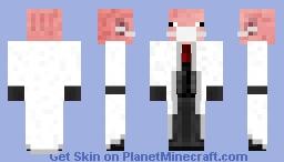 P I G Minecraft Skin
